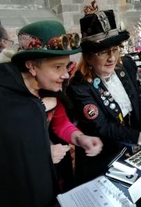 customers at Steampunk-Shrunk