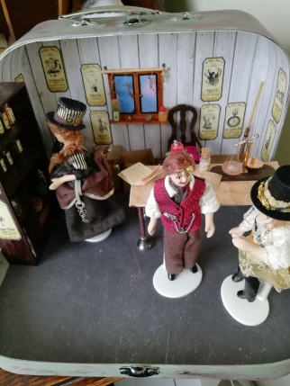 An overview of Silvester Bawdrip's Apothecary Shop