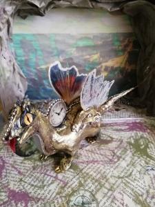 A Time Dragon